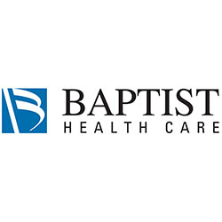 Logo of Baptist Health Care