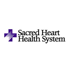 Logo of Sacred Heart Health System