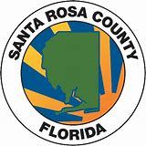 Santa Rosa County logo - Home
