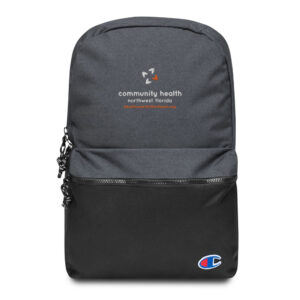 champion backpack heather black black 5fca6a8a54c5b 300x300 - Embroidered Champion Backpack