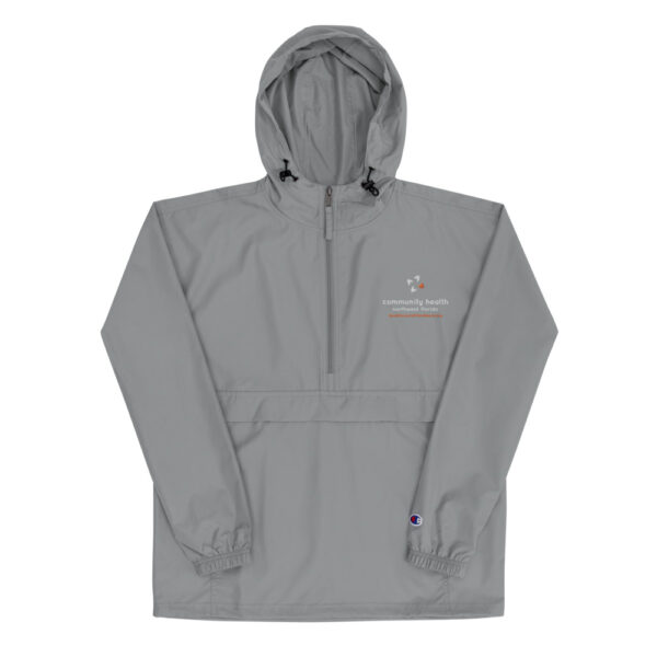 embroidered champion packable jacket graphite 5fca7fed82554 600x600 - Embroidered Champion Packable Jacket