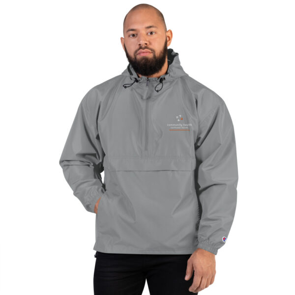 embroidered champion packable jacket graphite 5fca7fed82665 600x600 - Embroidered Champion Packable Jacket